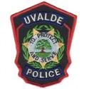 Uvalde Police Department, Texas