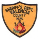 Valencia County Sheriff's Department, New Mexico