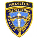 Abbottstown / Hamilton Police Department, Pennsylvania