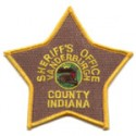 Vanderburgh County Sheriff's Department, Indiana