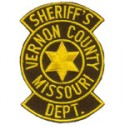Vernon County Sheriff's Department, Missouri