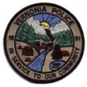 Vernonia Police Department, Oregon