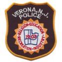 Verona Police Department, New Jersey
