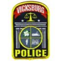 Vicksburg Police Department, Mississippi