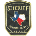 Victoria County Sheriff's Office, Texas