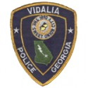 Vidalia Police Department, Georgia
