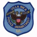 Villa Rica Police Department, Georgia