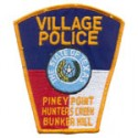 Memorial Villages Police Department, Texas