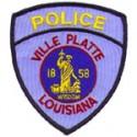 Ville Platte Police Department, Louisiana