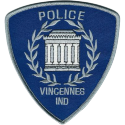 Vincennes Police Department, Indiana