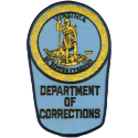 Virginia Department of Corrections, Virginia