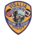 Visalia Police Department, California