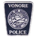 Vonore Police Department, Tennessee