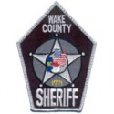 Wake County Sheriff's Office, North Carolina