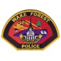 Wake Forest Police Department, North Carolina