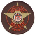 Walker County Sheriff's Office, Georgia