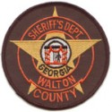 Walton County Sheriff's Office, Georgia