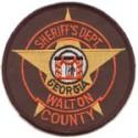Walton County Sheriff's Office, Georgia