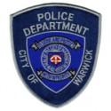Warwick Police Department, Rhode Island