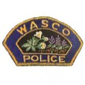 Wasco Police Department, California