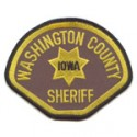 Washington County Sheriff's Department, Iowa