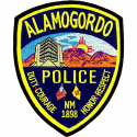 Alamogordo Police Department, New Mexico