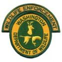 Washington Department of Wildlife, Washington