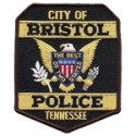 Bristol Police Department, Tennessee