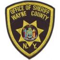 Wayne County Sheriff's Department, New York