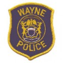 Wayne Police Department, Michigan