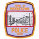 Waynetown Police Department, Indiana