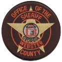 Webster County Sheriff's Office, Georgia