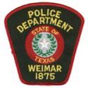 Weimar Police Department, Texas