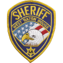 West Baton Rouge Parish Sheriff's Office, Louisiana