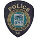 West Columbia Police Department, South Carolina