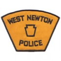 West Newton Borough Police Department, Pennsylvania