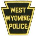 West Wyoming Borough Police Department, Pennsylvania