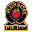 Westminster Police Department, South Carolina
