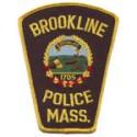 Brookline Police Department, Massachusetts