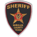 Wheeler County Sheriff's Office, Texas