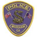 Whigham Police Department, Georgia