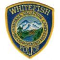Whitefish Police Department, Montana