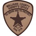 Williams County Sheriff's Office, North Dakota