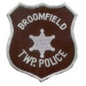 Broomfield Township Police Department, Michigan