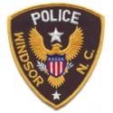 Windsor Police Department, North Carolina