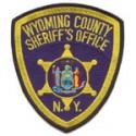 Wyoming County Sheriff's Department, New York
