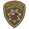Wyoming Highway Patrol, Wyoming