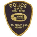 York Police Department, Nebraska