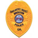 Broxton Police Department, Georgia