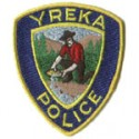 Yreka Police Department, California